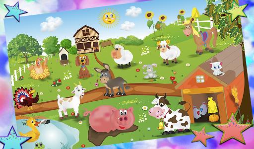 Well-fed farm (for kids)  screenshots 19