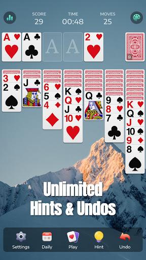 Solitaire - Classic Card Game, Klondike & Patience 1.0.0-21061246 screenshots 4