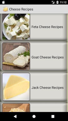Cheese Recipes - food, healthy cheese recipes 1.3.4 screenshots 5