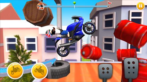 Cartoon Cycle Racing Game 3D screenshots 5