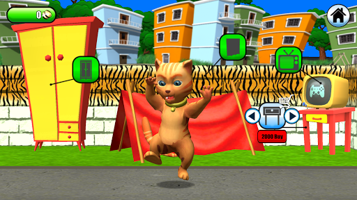 Talking Cat Leo: Virtual Pet 15 screenshots 22