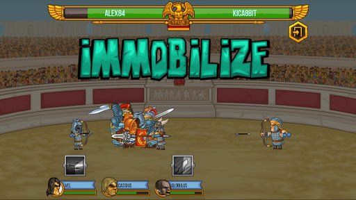 gods of arena: online battles screenshot 2