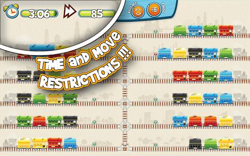 Train Mix - challenging puzzle 1.0 screenshots 4