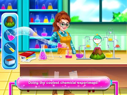 science girl vs school bully - be the best geek! hack