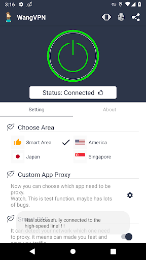 Wang VPN