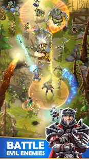 How to hack Darkfire Heroes for android free