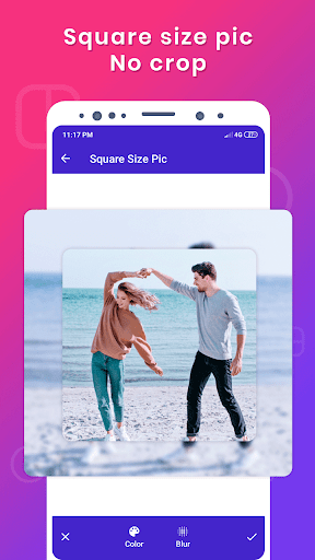 Giant Square & Grid Maker for Instagram android2mod screenshots 5