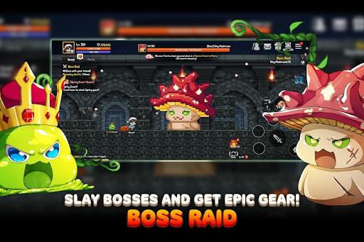 Roem - Pixel Dungeon Raid  screenshots 2