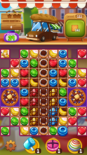 Food Pop: Food puzzle game king in 2021  screenshots 24