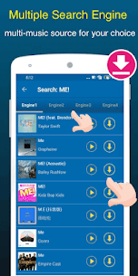 Free Music Downloader + Mp3 Music Download Songs 3
