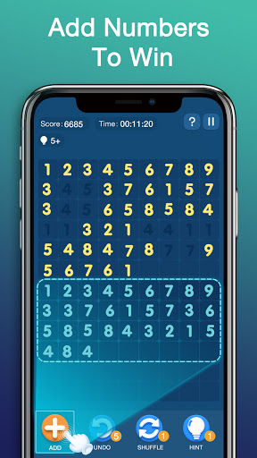 Match Ten - Number Puzzle 0.1.7 screenshots 1