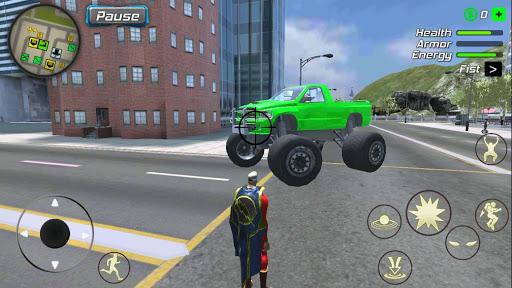 Amazing Powerhero : New York Gangster 1.0.6 screenshots 4