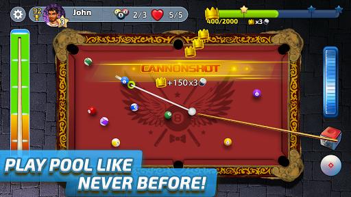 Pool Clash: new 8 ball billiards game 0.30.1 screenshots 1