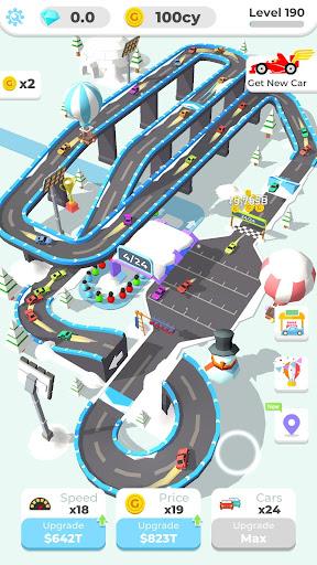 Idle Racing Tycoon-Car Games 1.5.8 screenshots 3