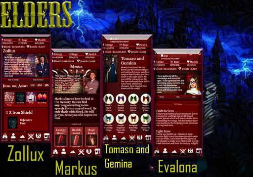 Vampire Dynasty 8.5.0 screenshots 6