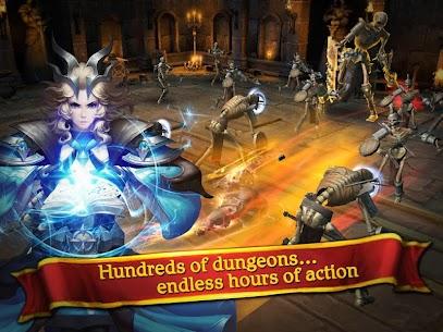 Clash for Dawn: Guild War v1.8.9 [Unlimited] Cheat Mod Apk Download – Damage Hack **2021 NEW 5