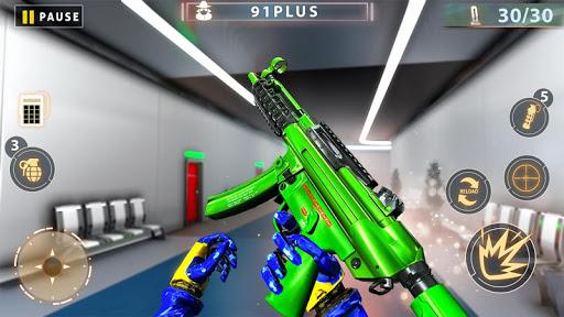 Counter Terrorist Robot Shooting Game: fps shooter 1.11 Screenshots 2