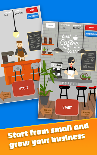 Coffee Shop Barista Star 1.8.4.0 screenshots 8
