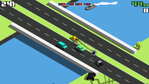 Smashy Road: Wanted android2mod screenshots 22