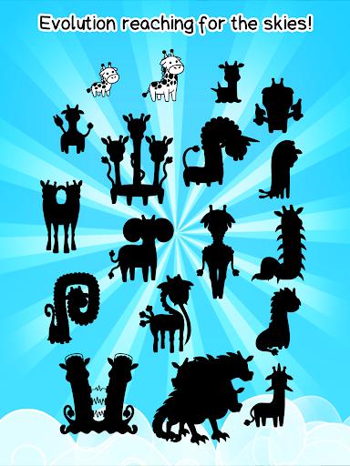Giraffe Evolution - Mutant Giraffes Clicker Game screenshots 8