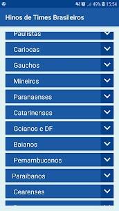 Hinos de Clubes Brasileiros 6.5 APK + MOD (Unlocked) 3