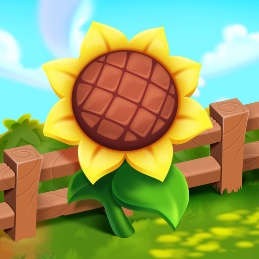 Mingle Farm – Merge and Match Game