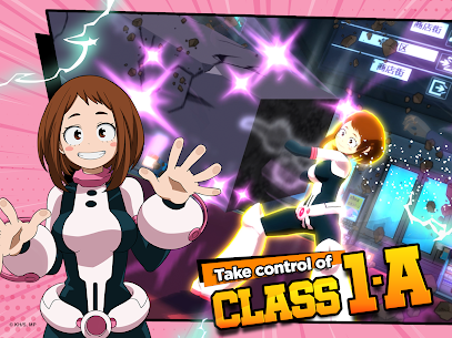 My Hero Academia: The Strongest Hero Anime RPG MOD APK (High DMG) 9