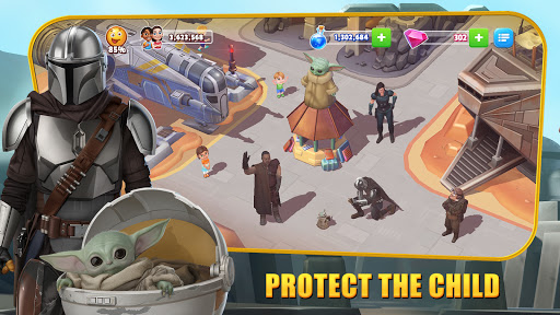 Disney Magic Kingdoms: Build Your Own Magical Park 5.5.0l screenshots 1