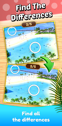Find the Differences - Spot it 2.1.0 screenshots 1