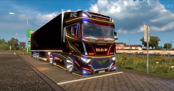 Truck Parking 2020: Free Truck Games 2020 0.3 Screenshots 1