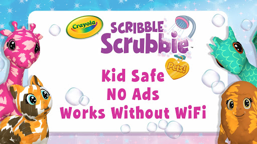 Crayola Scribble Scrubbie Pets 1.12.4 screenshots 6