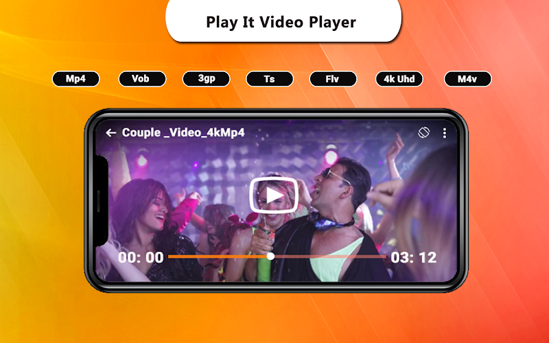 Playit - HD video player - Latest version for Android - Download APK