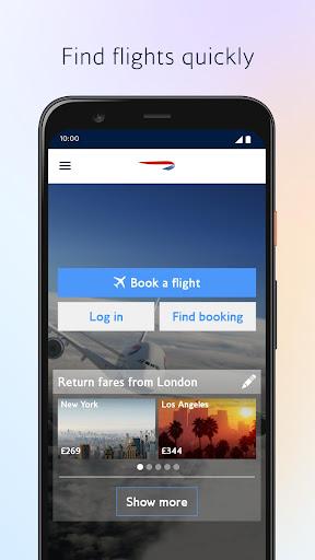 British Airways 4.47 Screenshots 1