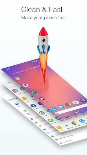 pixel 4 style launcher screenshot 3