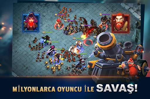 Clash of Lords 2: Tu00fcrkiye  screenshots 4