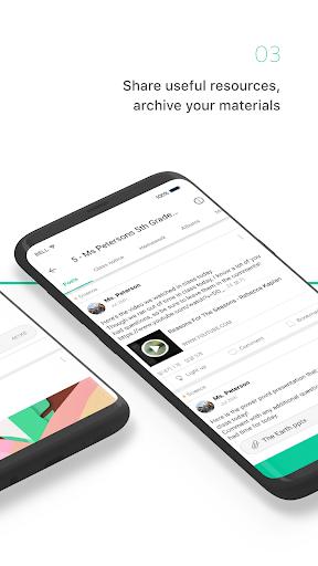 Classting - Online Classroom android2mod screenshots 5