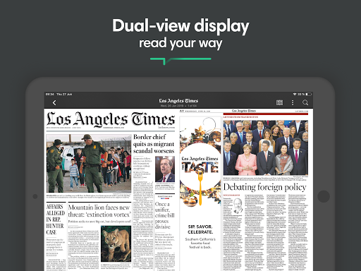 PressReader: Newspapers & Magazines 6.1.201112 Screenshots 11