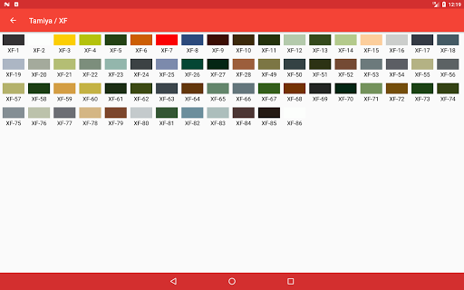 Hobby Color Converter android2mod screenshots 20