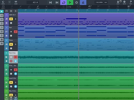 Cubasis LE 3 Trial - Music Studio and Audio Editor  Screenshots 8