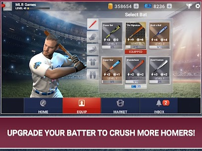 MLB Home Run Derby Mod Apk (Unlimited Bucks/Money) 8