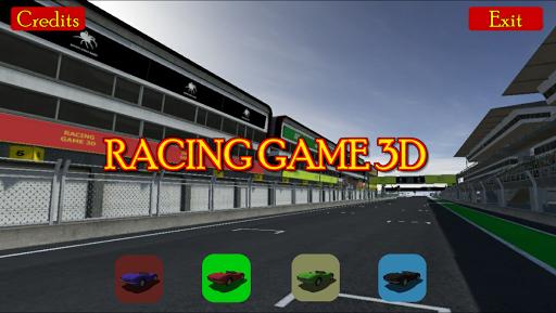 racing game 3d screenshot 1