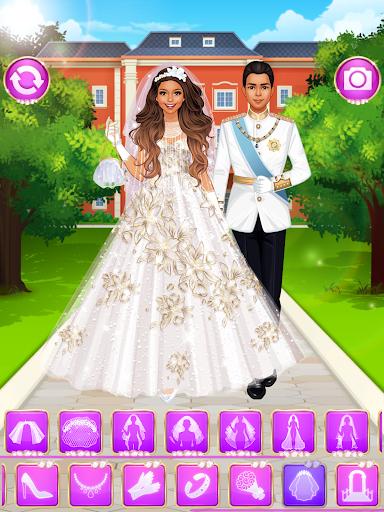 Millionaire Wedding - Lucky Bride Dress Up 1.0.6 Screenshots 11