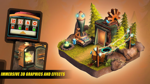 Tiny Robots Recharged apkpoly screenshots 1