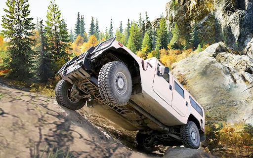 Offroad car driving:4x4 off-road rally legend game  screenshots 11