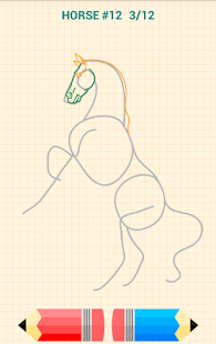How to Draw Horses