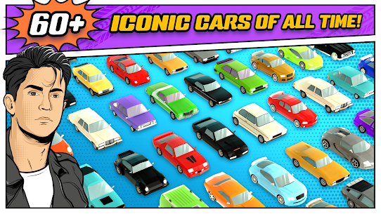 Car Drift MOD APK: Racing History (Unlimited Money) 4