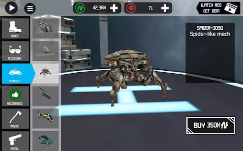 Space Gangster 2 Mod Apk (Unlimited Money) 5