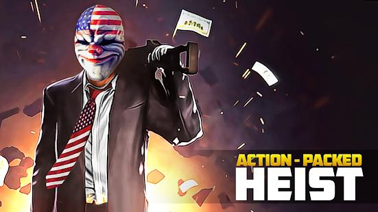 Real Gangster Bank Robbery Games: Open World Games  screenshots 1