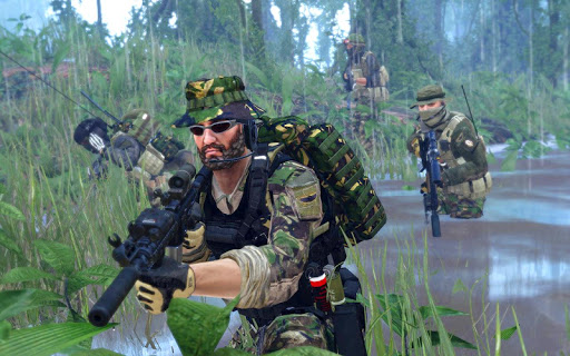 Call Of Hunter: FPS Commando Mission Game 3D - New apklade screenshots 1