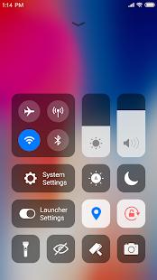 X Launcher Pro Screenshot